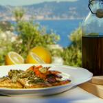 Sea bass in caper and butter sauce recipe by Gino on Gino's Italian Escape: A Taste Of The Sun