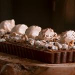 Tom Kerridge Cheat's chocolate tart recipe Best Ever Dishes Crowd Pleasers