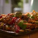 Tom Kerridge duck and lemongrass kebabs recipe on Tom Kerridge's Best Ever Dishes