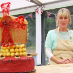 Nancy crowned winner of The Great British Bake off 2014 Final with her  Windmill cake recipe