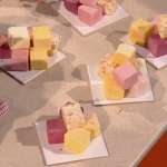 Baked apple puree Marshmallows recipe by Oonagh Simms on The Alan Titchmarsh Show
