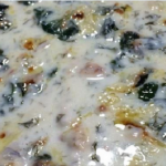 Nigel Barden Salmon Lasagne recipe for Foodie Thursday on Radio 2 Drivetime