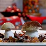 Raymond Blanc chocolate and chestnut winter still life recipe on Saturday Kitchen