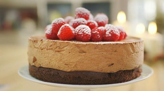 Plain Cheesecake Recipe No Bake