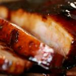 Tom Kerridge Honey glazed bacon recipe on Christmas Kitchen with James Martin