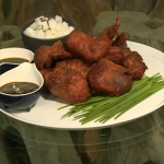 Judy Joo Korean fried chicken recipe on Saturday Kitchen