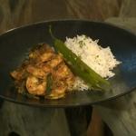 Atul Kochhar Prawn and tamarind curry recipe on Saturday Kitchen