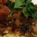 Nigel Barden Smoky Moroccan Chickpea Stew recipe on Radio 2 Drivetime