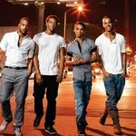 JLS and Rihanna to Record Together