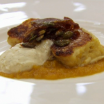 Sarah venison ragu and pumpkin pain perdu dessert recipes on MasterChef 2015 UK