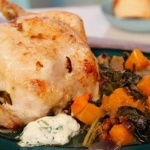 Phil Vickery pot-roasted chicken recipe for  Mother's Day feast on This Morning