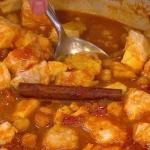 Bill Granger Moroccan fish tagine recipe on Lorraine