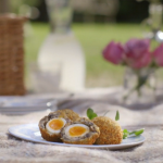 Mary Berry mushroom Scotch eggs recipe on Mary Berry's Absolute Favourites