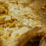 Bobby Indonesian banana leaf-baked sea bass recipe on Nigel Slater: Eating Together
