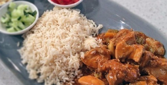 Phil Vickery chicken curry recipe on This Morning - The ...