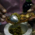 Ainsley Harriott Sicilian pesto with pistachio nuts recipe on Ainsley Harriott's Street Food in Sicily