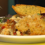Simon Rimmer Mac and Cheese Lasagne recipe on Sunday Brunch