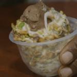 Syrian ice cream recipe on Ainsley Harriott's Street Food in Jordan