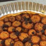 Nigel Barden Moroccan Carrot Tart Tatin recipe on Radio 2 Drivetime