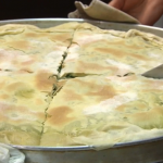 Chicken Pie and Hortopita on Rick Stein: From Venice to Istanbul