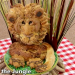 Paul King of the jungle bread recipe impressed on The Great British Bake Off