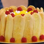Nadiya, Ian and Tamal's Charlotte Russe recipes impressed on The Great British Bake Off