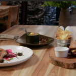 Stuffed quail and Russian burgers on The Hairy Bikers' Northern Exposure