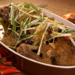 Rick Stein Vietnamese duck braised orange juice recipe on Saturday Kitchen