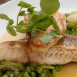 Brian Turner fillet of gurnard recipe on My Life on a Plate