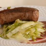 Heather's venison with liquorice recipe on My Life on a Plate with Brian Turner