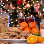 Gino's bellissimo biscotti cantuccini biscuits recipe on This Morning