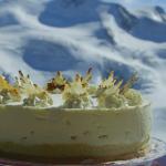 Norbert's Austrian glacier Christmas cake recipe on Home Comforts at Christmas