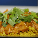 Lorraine Pascale chicken tikka Masala curry recipe on The Best Dishes Ever