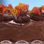Phil's mouthwatering chocolate orange cake recipe on This Morning