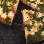 Dean Edwards Mushroom and goat's cheese tortilla recipe on Lorraine