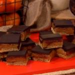 Ben Longworth's guilt-free Shortbread recipe on Lorraine