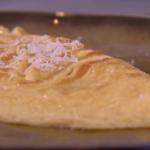 John Whaite cheese and ham omelette tips on Chopping Block