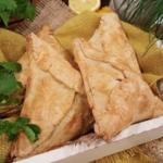John Whaite's spiced vegetarian pasties recipe on Lorraine