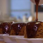 John Whaite sticky toffee pudding recipe on Chopping Block