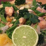 James Tanner coconut fish curry recipe on Lorraine