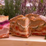 Phil's stuffed picnic loaf recipe on This Morning