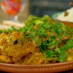 The Hairy Bikers mustard chicken curry recipe on the Hairy Bikers – Chicken & Egg food show
