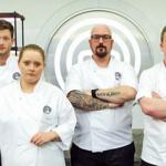 Simon, Josh, Fernando, Robert, James, Elly cook for survival on MasterChef: The Professionals 2016 UK