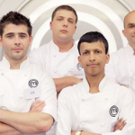 Arnaud, Rohan, Harrison, Joe, Andrew and Brenton showcased their cooking skills on MasterChef: The Professionals 2016 UK