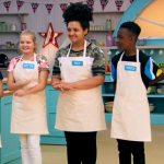 Nikki, Macy and Tyrese are Junior Bake Off 2016 finalist