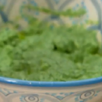 Anna Del Conte ricotta and pesto dip recipe on The Cook Who Changed Our Lives with Nigella Lawson