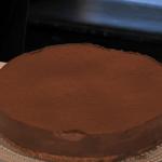 Anna Haugh chocolate delice with cornflakes dessert