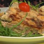 Simon Rimmer Macaroni Cheese with Ham recipe on Sunday Brunch