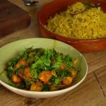 Pilau rice recipe on the Hairy Bikers Comfort Foods