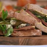 Paul Ainsworth roasted tongue sandwich recipe
